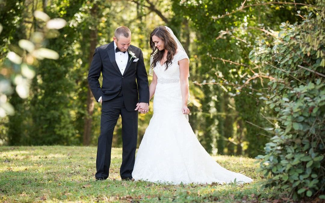 Fall Wedding at The Hall At Senates End in Columbia, SC | Cameron and Melissa